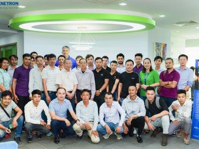 TICO và Penetron tổ chức buổi đào tạo các đơn vị chống thấm tại Hà Nội