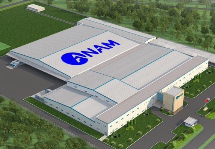 ANAM ELECTRONICS FACTORY