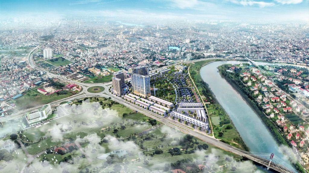 TICO ký kết hợp đồng chống thấm dự án The Minato Hải Phòng